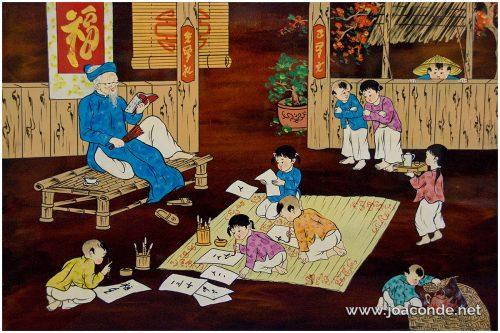 La clase de mandarin
