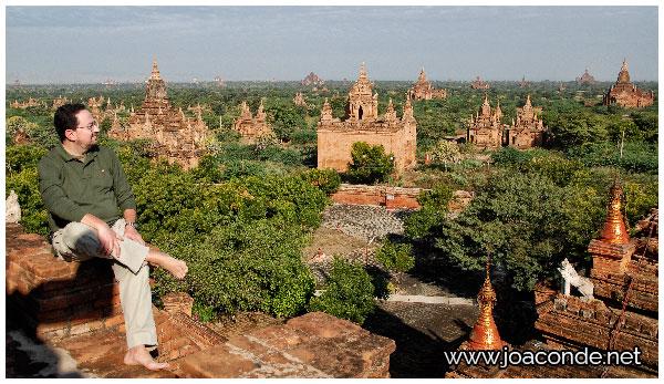 En Bagan, Myanmar